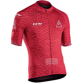 Northwave Rough Bike Jersey Shortsleeve Men red